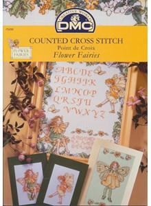 DMC counted cross stitch - flower fairies (op=op)