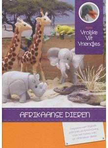Magazine 21 afrikaanse dieren