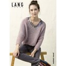 Lang Yarns Leaflet trui - mohair trend