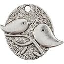 Hanger vogeltjes (6 stuks)