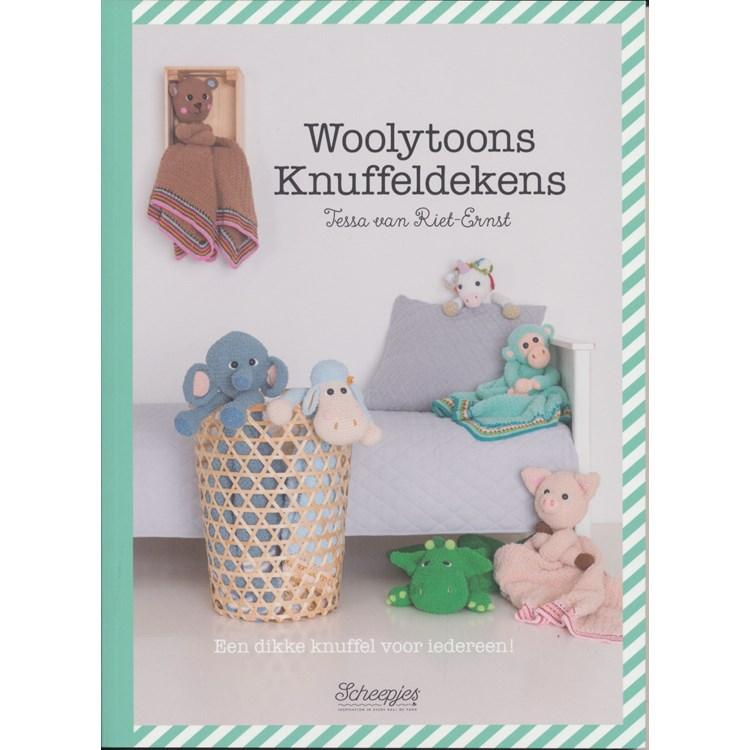 Woolytoons Knuffeldekens Hobbydoosnl