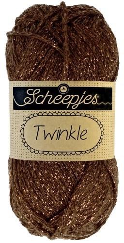 Scheepjes Twinkle 939 Bruin