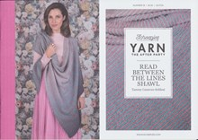 Leaflet nr 19 Read beteen the line Shawl