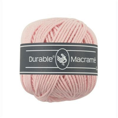 Durable macrame 0232 pink