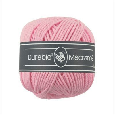 Durable macrame 0236 fuchsia