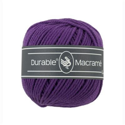 Durable macrame 0271 violet