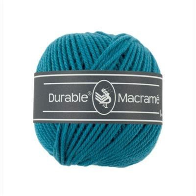 Durable macrame 0371 turquoise