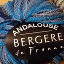 Bergere de France Andalouse Salsa 20944 aqua blauw (op=op)