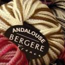 Bergere de France Andalouse mambo 21068 bruin ecru (op=op)
