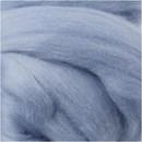 Merino viltwol 75 ice blue (95 gram)