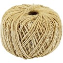 Flax Twine 2 mm 50334 natural (ca 180 meter)