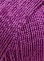 Lang Yarns Merino 130 compact 957.0165 donker fuchsia