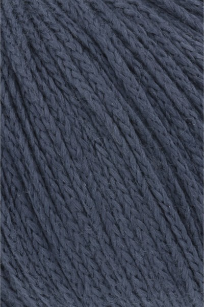 Lang Yarns Norma 959.0025 donker jeans blauw