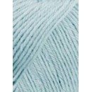 Lang Yarns Baby Wool 990.0073 licht grijs blauw