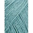 Lang Yarns Baby Wool 990.0074 oud aqua groen