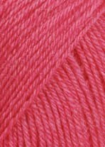 Lang Yarns Baby Wool 990.0029 zacht rood