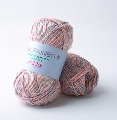 Phildar Phil Rainbow Nude 1371