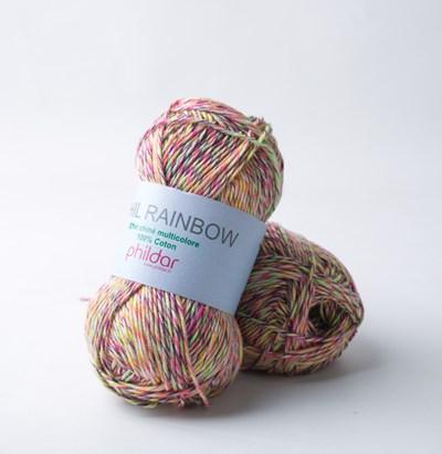 Phildar Phil Rainbow Neon 2371