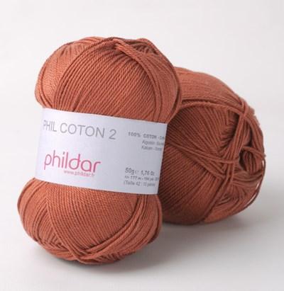 Phildar Phil coton 2 Ecureuil 0057
