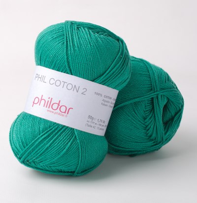 Phildar Phil coton 2 Sapin 2298