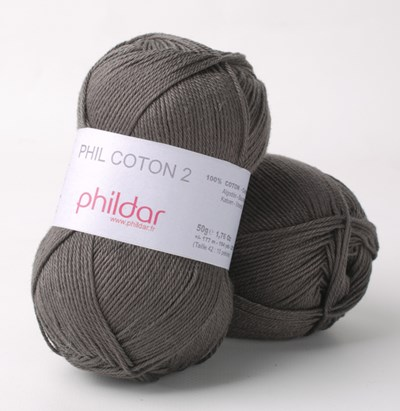 Phildar Phil coton 2 Lichen 0082