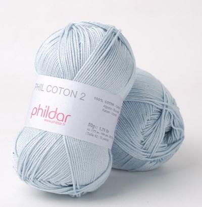 Phildar Phil coton 2 Ecume 0019