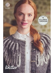 Lopi Iceland Cardigan - The knitter