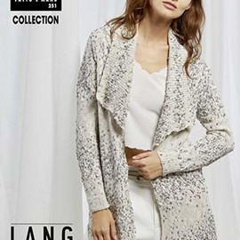 Lang Yarns magazine 251