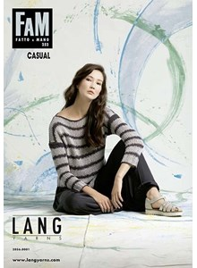 Lang Yarns magazine 252 Casual