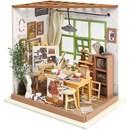 Bouwpakket 3D miniatuur kamer - atelier 57892