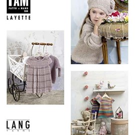 Lang Yarns magazine 250