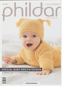 Phildar nr 152 41 modellen 0-12 maanden