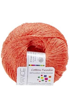 Lammy Yarns Cotton twinkle 13 oranje op=op
