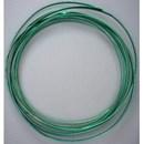 Ijzerdraad 2 mm - 27 groen (5 meter) (op=op)