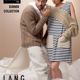 Lang Yarns magazine 198 Engels Duits Frans