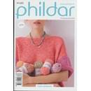 Phildar nr 685 16 patronen voor het breien van zomerse dameskleding