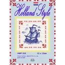 Borduurpakket Holland style - HWP010 schip