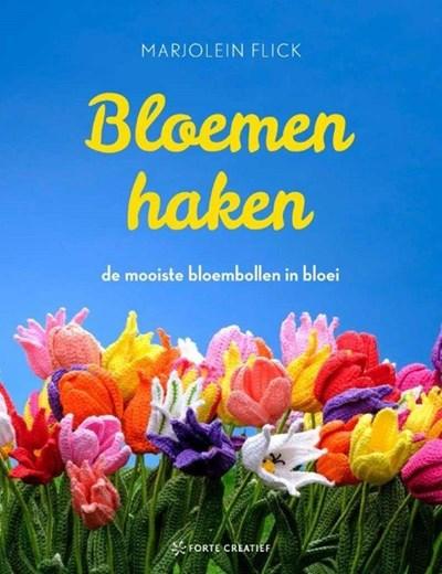 Bloemen haken de mooiste bloembollen in bloei