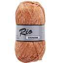 Lammy Yarns Rio denim 651 oranje