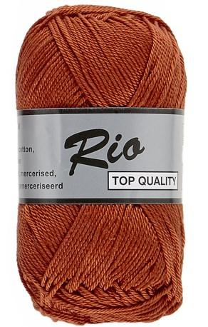 Lammy Yarns Rio 859 rood bruin