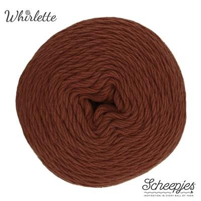 Scheepjes Whirlette 863 chocolate