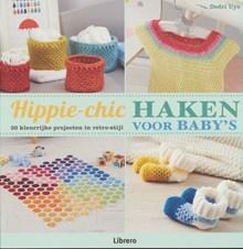 Hippie-chic haken voor baby