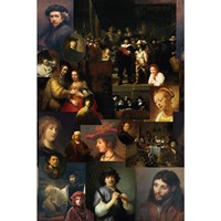 Stenzo tricotstof Rembrandt (50 cm)