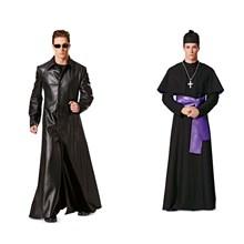 Burda 2388 naaipatroon Kostuum Gotic jas en priester 44 t/m 60