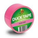 Duck tape fluor rose 48 mm (9,10 meter)