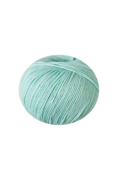 DMC Natura Just Cotton Yummy 302S-N100 mint groen