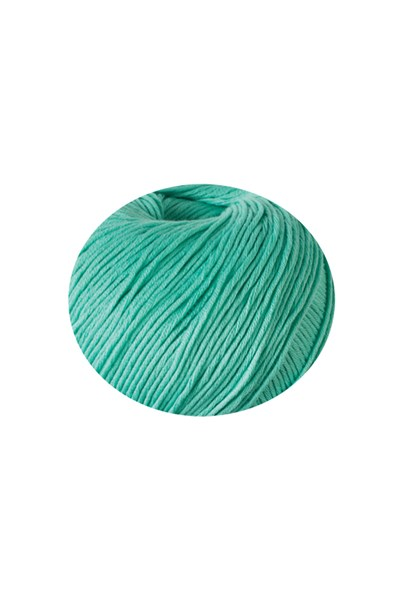 DMC Natura Just Cotton Yummy 302S-N99 aqua groen