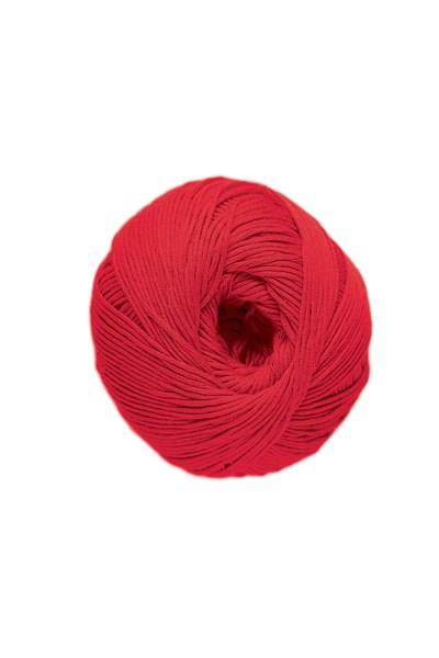 DMC Natura Just Cotton 302S-N23 rood