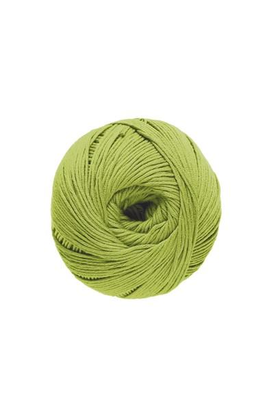 DMC Natura Just Cotton 302S-N76 lime groen