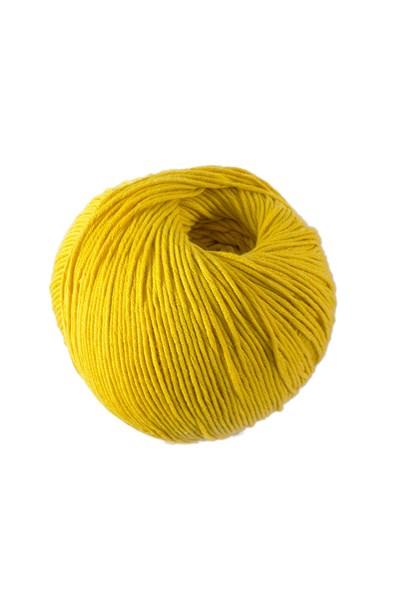 DMC Natura Just Cotton 302S-N85 warm geel